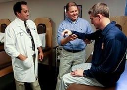 Cedar Orthopaedic Surgery Center offers outpatient surgical procedures.