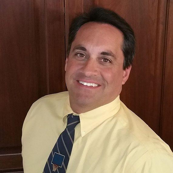 Dr Randy Delcore